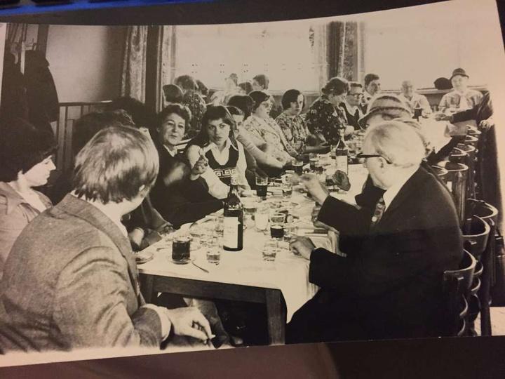 Cech Rzemiosl Roznych Dzien Kobiet rok 1978, stare zdjęcia -