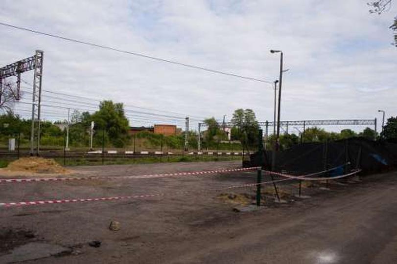 Okolice dworca przed przebudową  - 15 maja 2009, stare zdjęcia -