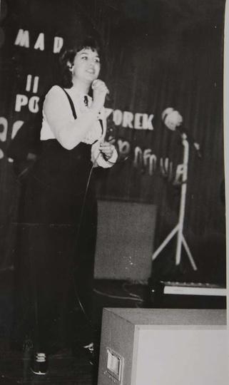 8 marca 1971 rok. Kronika Z.Z.P.P.i S. przy Prezydium Powiatowej Rady Narodowej..., stare zdjęcia -
