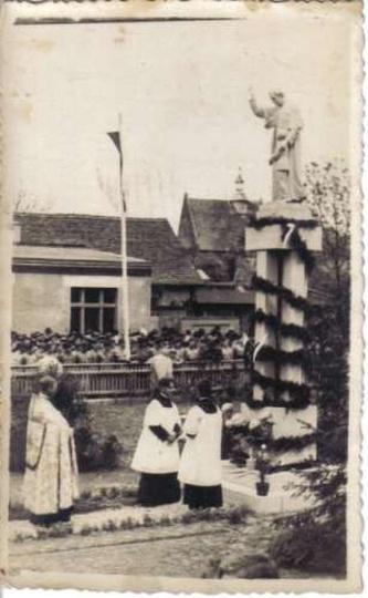 Ostrzeszów 1938, stare zdjęcia -