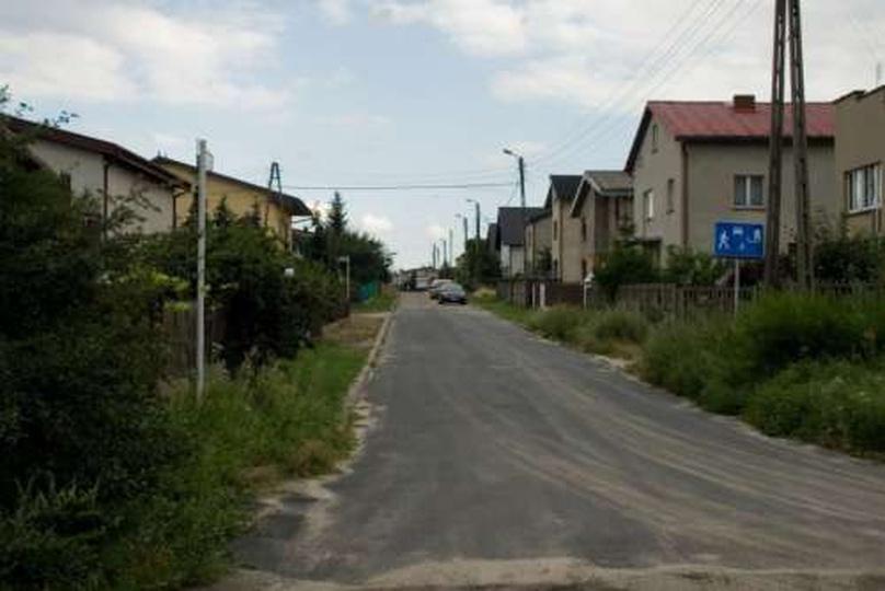 ul. Floriana Marciniaka, stare zdjęcia -