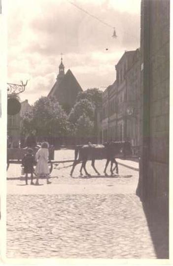 To chyba Ostrzeszów, stare zdjęcia -