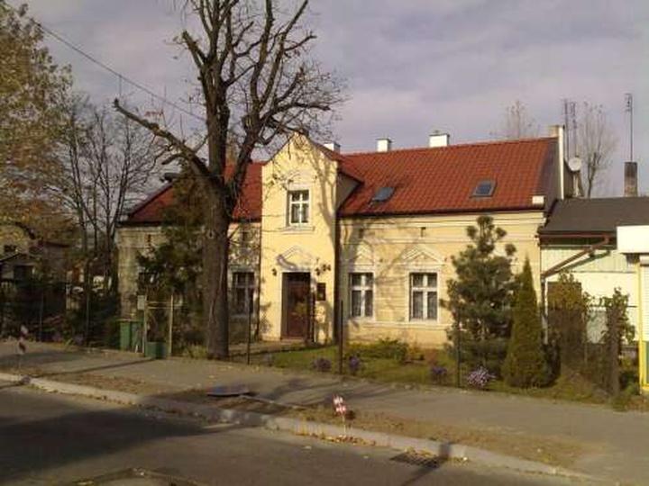 Dom p. Kurpielów, ul. Piastowska., stare zdjęcia -