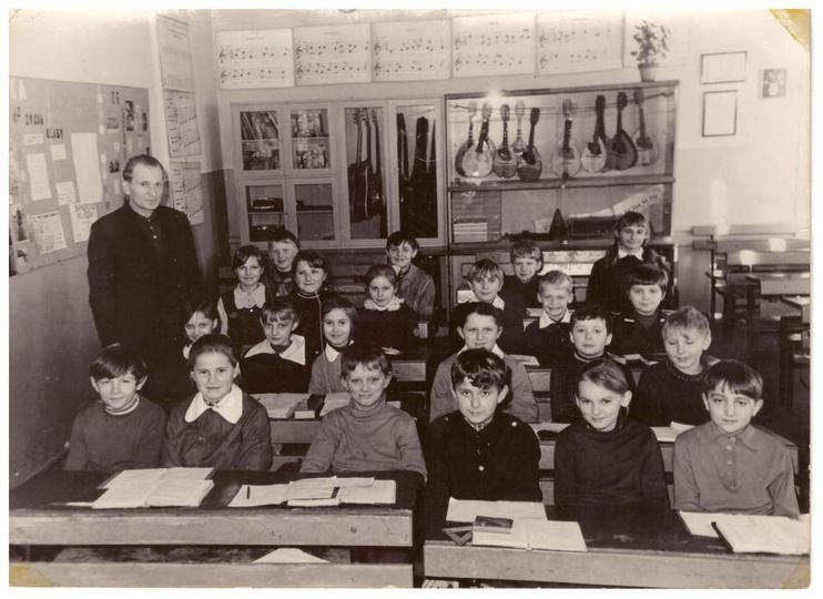 Antoni Michalak nauczyciel szkoła numer 1 rocznik klasy 1969, stare zdjęcia -
