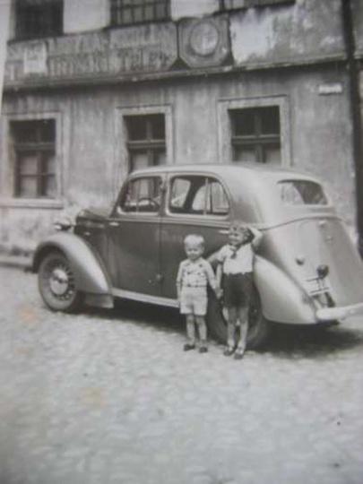 Vauxhall 10, stare zdjęcia -