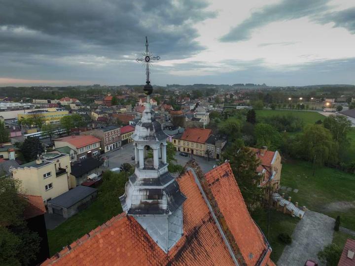 Fara i okolica, maj 2017. Zdj. Grzegorz Szmaj., stare zdjęcia -