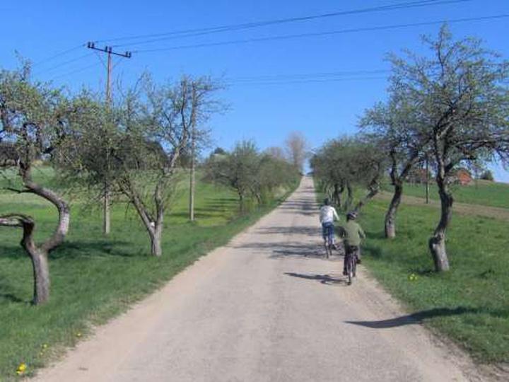 Droga na Przełęcz Leona, stare zdjęcia -