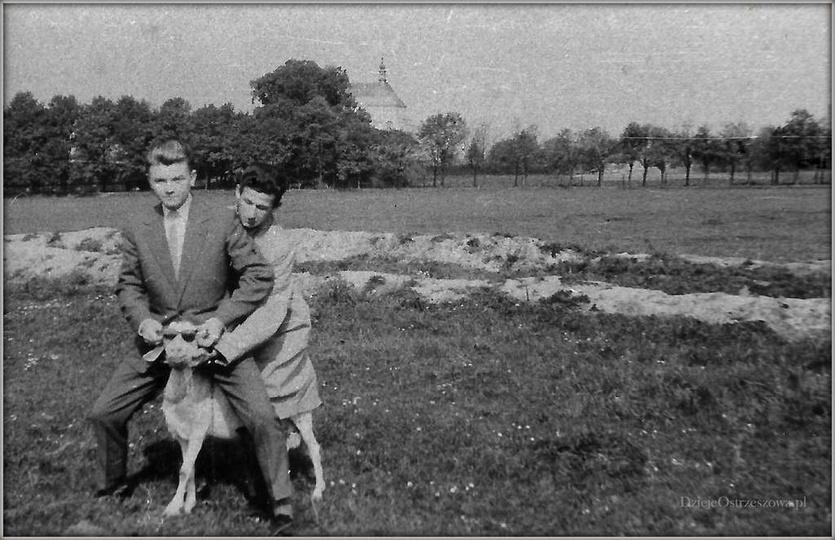 Zabawna fotografia z lat pięćdziesiątych, ale dokładnie przedstawia jak przez pr..., stare zdjęcia -