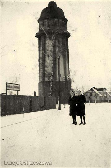 Zdjęcie zrobiono prawdopodobnie po 1939 roku. Przedwojenna ulica Krakowska czyli... -