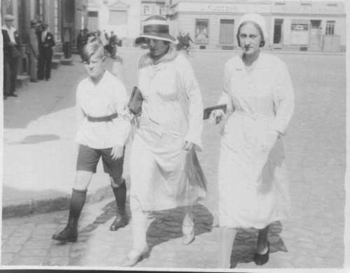 Ostrzeszów 1933-34 r., stare zdjęcia -