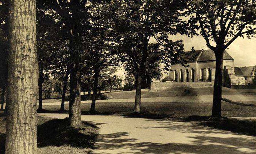 Klasztorek, stare zdjęcia -