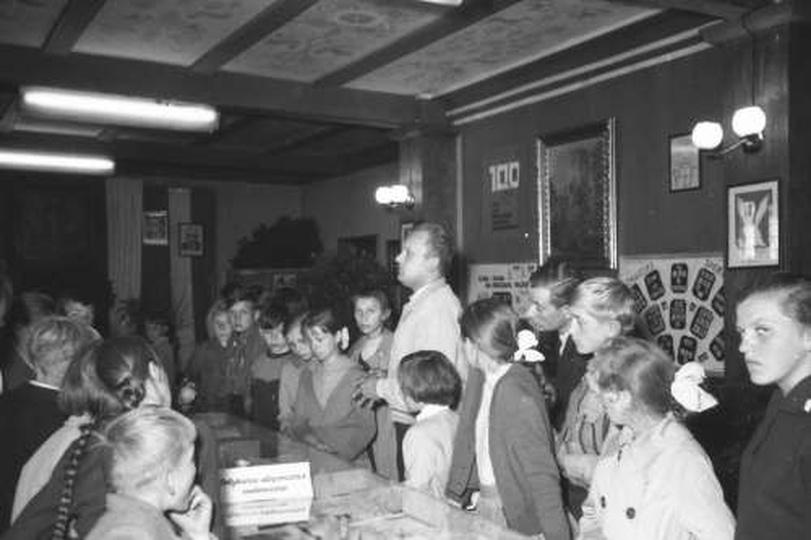 350 - lecie rzemiosła 1960 r., stare zdjęcia -