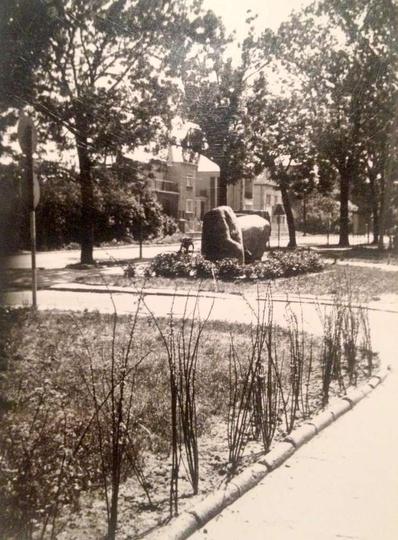 27.05.1979 rok. Zdjęcie zrobione sprzed bloku nr 1 w kierunku ulicy Boh. Staling... -