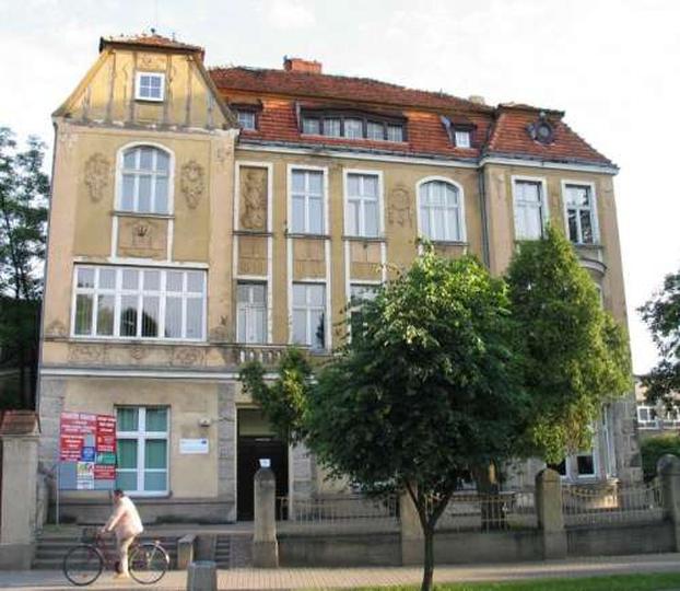 Hotel Deutsches Haus dzisiaj, stare zdjęcia -