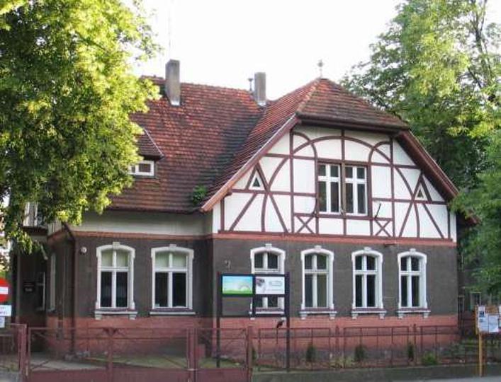 Villa Suchsdorf. Zamkowa 19, stare zdjęcia -