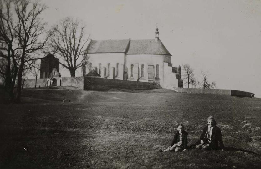 Fotografia zrobiona prawdopodobnie w czasie wojny, to wtedy władze okupacyjne po..., stare zdjęcia -