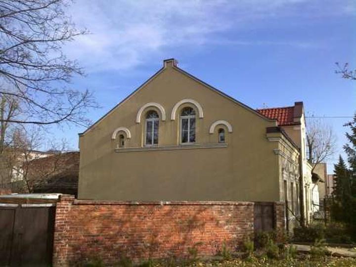 Dom p. Kurpielów, ul. Piastowska, stare zdjęcia -