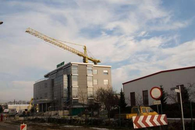 Budowa Trasko-Inwest - 26 stycznia 2009, stare zdjęcia -