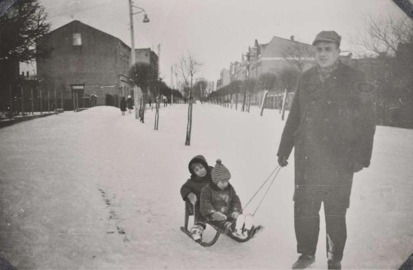 Dzisiaj jest 21 grudnia czyli początek astronomicznej zimy, dobra to okazja by p..., stare zdjęcia -