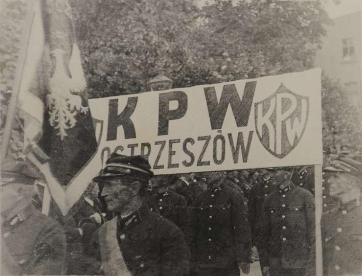 Wystawa Rolniczo Przemysłowa powiatu kępińskiego w Ostrzeszowie. 12-15 sierpnia ..., stare zdjęcia -