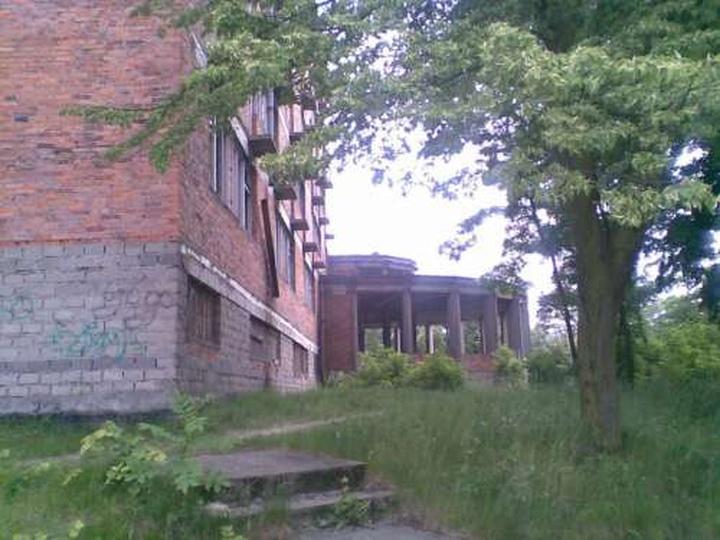 Hotel FUM - miał to być - 1 czerwca 2009, stare zdjęcia -