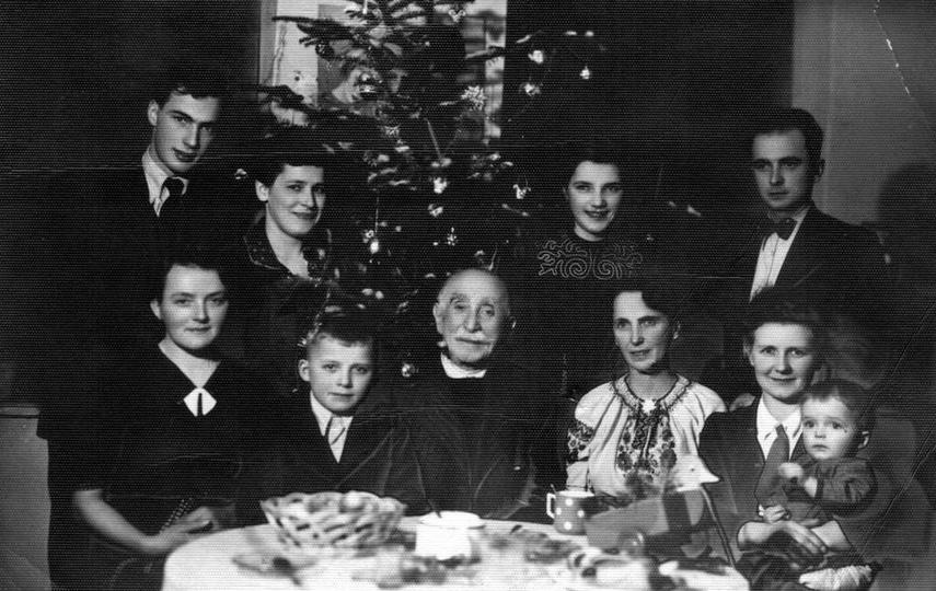 Różne były losy mieszkańców Ostrzeszowa w czasie II wojny światowej. Byli wywoże..., stare zdjęcia -
