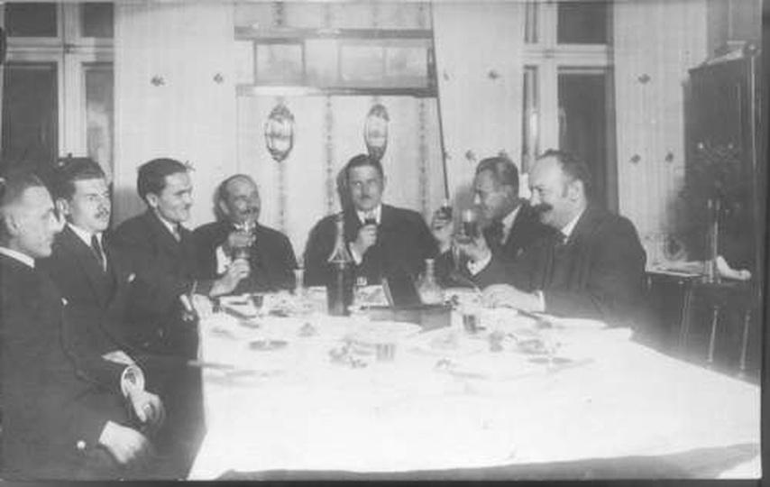 Ostrzeszów 1925 r., stare zdjęcia -