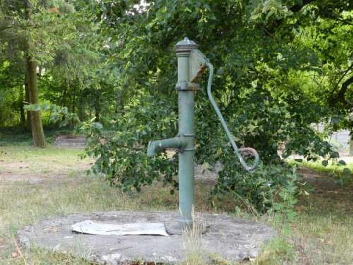 Ostrzeszowska pompa, stare zdjęcia -