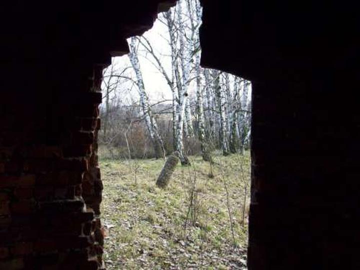 Widok od środka, stare zdjęcia -