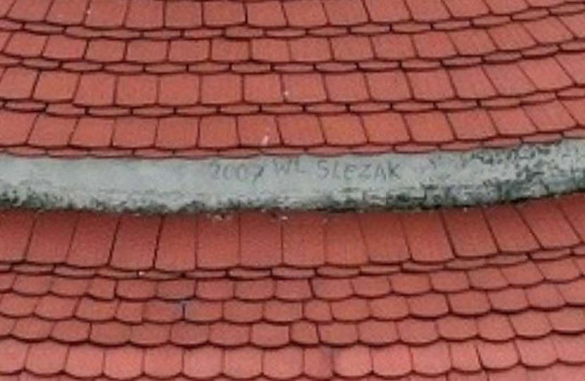 Zdjęcie zagadka. Co to za budynek?  Dzieje Ostrzeszowa chyba domyślają się rozw... -