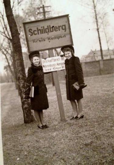 Stare zdjęcie z kategorii Ostrzeszów przed 1945 r. -