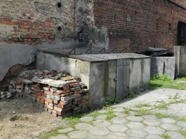 Smietnik w Ostrzeszowie 2011, stare zdjęcia -