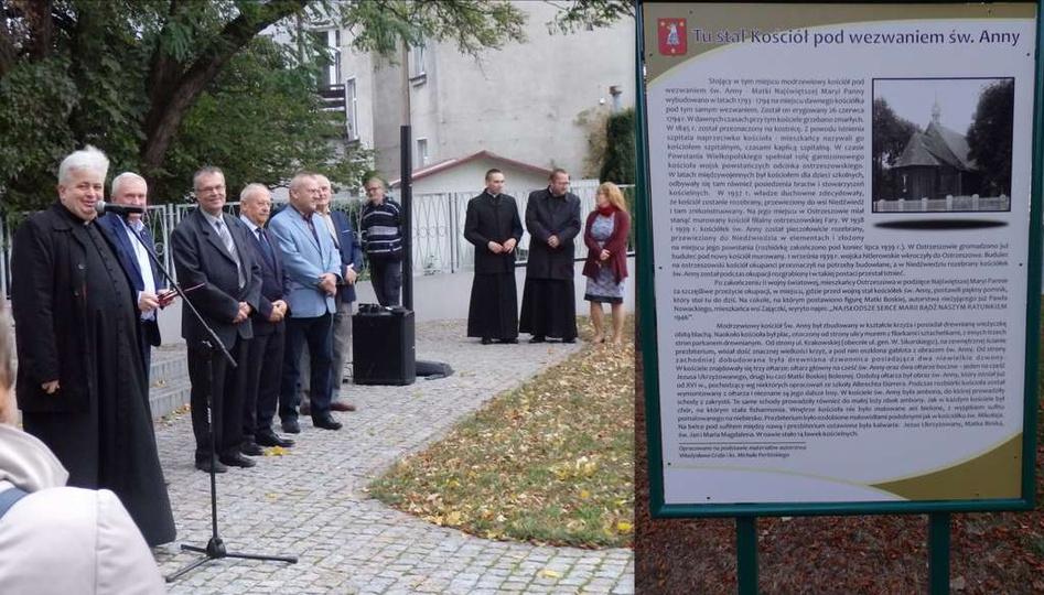 Dzisiaj tj. 07.10.2018 roku  o godz. 17:30, przed pomnikiem Matki Boskiej (vis a..., stare zdjęcia -