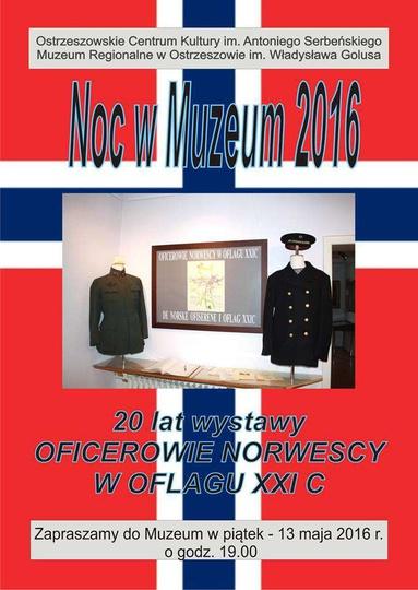 Muzeum Regionalne w Ostrzeszowie zaprasza na Noc w Muzeum, stare zdjęcia -