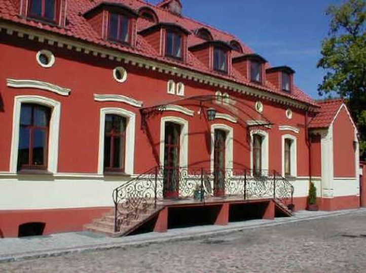 "Hotel ""Dworek  1885"", stare zdjęcia -"