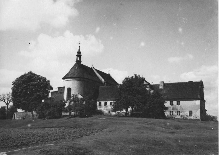 Piękne zdjęcia przedwojennego Klasztorku., stare zdjęcia -