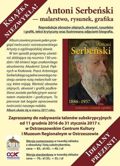 Obchody 130 rocznicy urodzin Antoniego Serbeńskiego., stare zdjęcia -