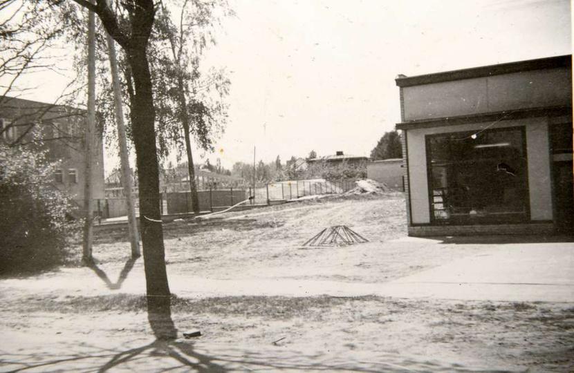 Osiedle M. Nowotki (Zamkowe). W dniu 15 września 1966 roku dyrekcja MHD rozpocz..., stare zdjęcia -