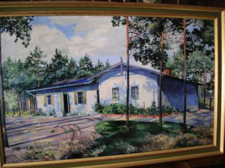 Strzelnica-1939 Znalezisko-2 w 2009, stare zdjęcia -