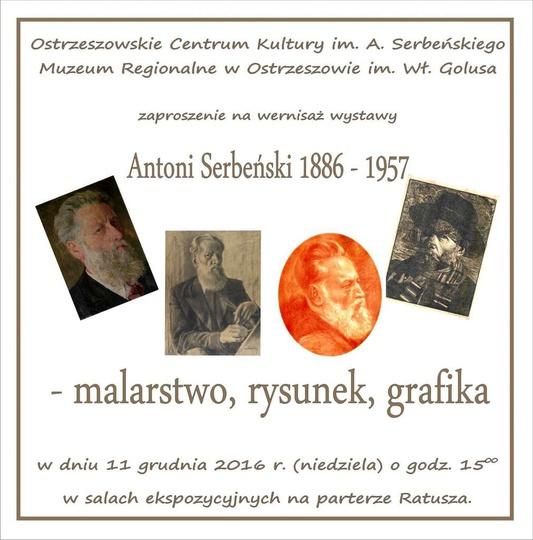 W tym roku mija 130-ta rocznica urodzin a w przyszłym 60-ta śmierci Antoniego Se..., stare zdjęcia -