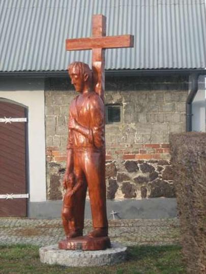 Torzeniec - miejsce pamięci ofiar września 1939 roku, stare zdjęcia -