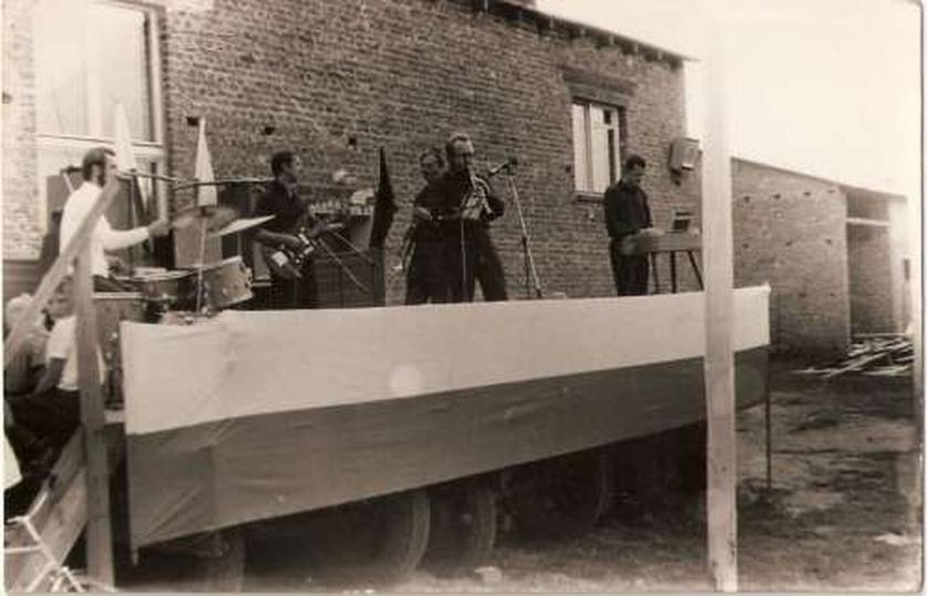 Dożynki w Doruchowie 1969r., stare zdjęcia -