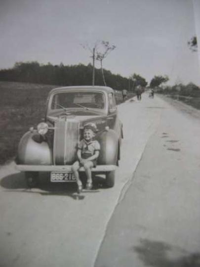 Vauxhall 10 - kontynuacja, stare zdjęcia -