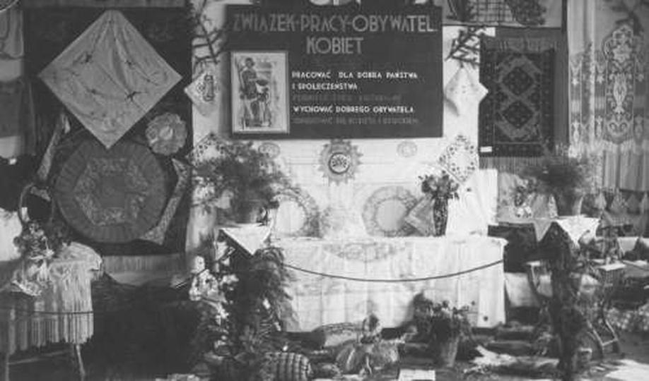 Wystawa regionalna Powiatu Kępińskiego w Ostrzeszowie 1934, stare zdjęcia -