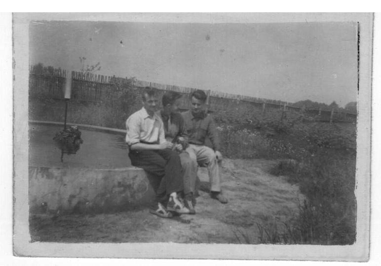 Dzięki fotografii, którą przesłał nam pan Jan Taylor dowiedzieliśmy się o istnie..., stare zdjęcia -