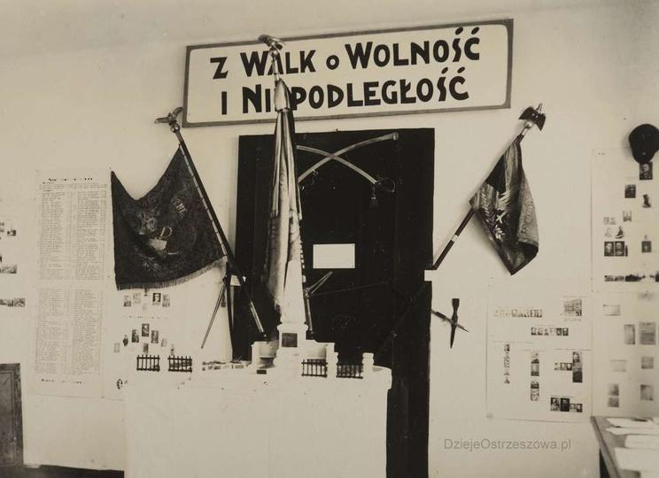 Wystawa Rolniczo Przemysłowa powiatu kępińskiego w Ostrzeszowie. 12-15 sierpień ..., stare zdjęcia -