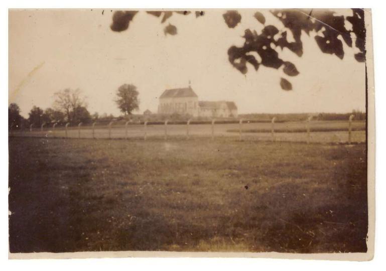 Klasztor, stare zdjęcia -
