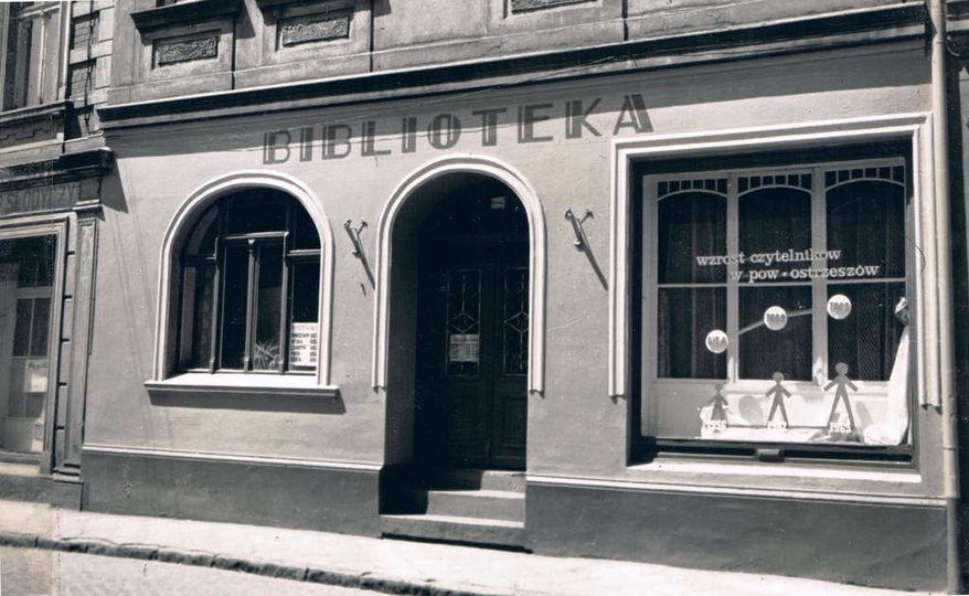 Kamienica państwa Wodniakowskich przy ulicy Sikorskiego 14, w tym budynku w lata..., stare zdjęcia -