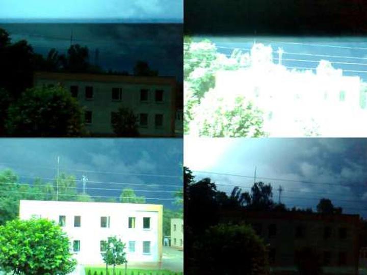 120 milisekund z życia Ostrzeszowa, stare zdjęcia -