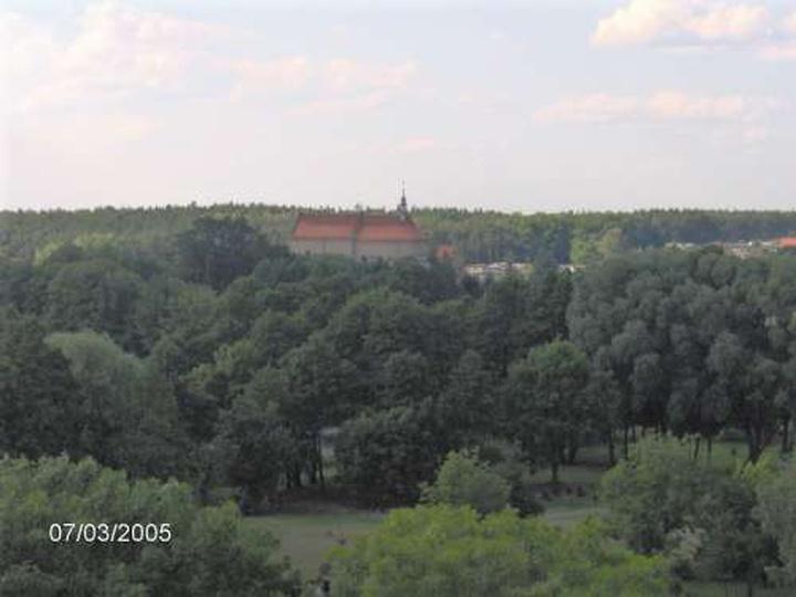 Klasztorek z Baszty, stare zdjęcia -